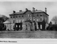 Roscommon History and Heritage: Mote Park