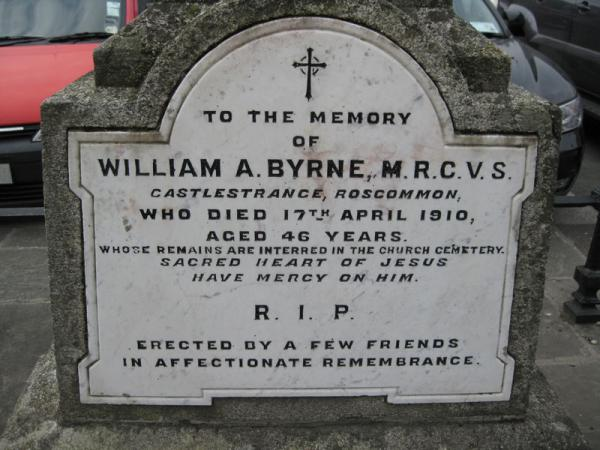 Byrne Monument Roscommon