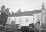 The former Kilteevan Catholic Church, this historic building is now a Community Centre..