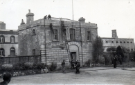 Guards Barracks & Residence at New Jail (where Garda Station is today)