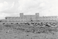 Roscommon Hospital (today the back of the Hospital) built 1940.