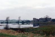 Roscommon Castle and Loughnannane