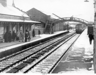 Roscommon Railway Station opened  1860