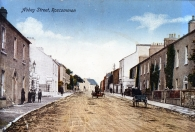 Abbey Street Roscommon Town c.late 1890's - 1900